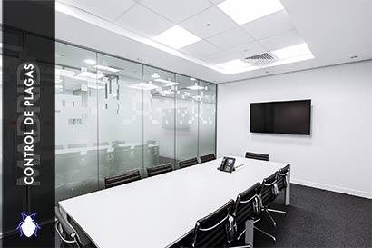 Servicio de Control de Plagas para Edificios Empresariales y Oficinas